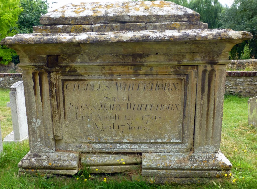 Charles Whitehorn
